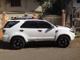Photo Toyota Fortuner 2012 G Gas