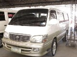 Photo Toyota Hi Ace Super Grandia 2003 - 210K
