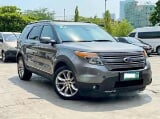 Photo Ford Explorer 2013, Automatic