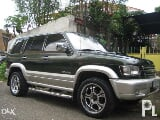 Photo Isuzu Trooper LS