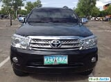 Photo Toyota Fortuner Automatic 2009