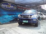 Photo 2005 Isuzu D-Max Manual Blue Pick-up