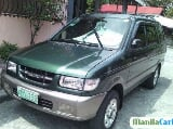 Photo Isuzu Crosswind Manual 2001