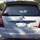 Photo Toyota innova g series 2012 model