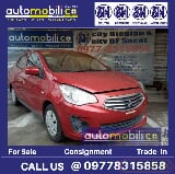 Photo 2015 Mitsubishi Mirage AT Gas