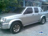 Photo Nissan Frontier Automatic 2002