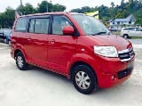 Photo Fresh Suzuki Apv 1.6 MPV Red For Sale