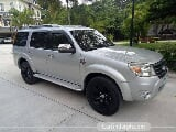 Photo Ford everest 2009 model 2.5 engine