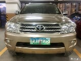 Photo 2010 Toyota Fortuner Diesel M/T