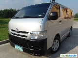 Photo Toyota Hiace Manual 2008