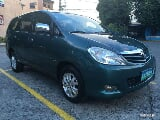 Photo 2010 Toyota innova 2. 5g manual diesel