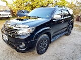 Photo Toyota Fortuner 2015