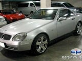 Photo Mercedes Benz SLK-Class Manual