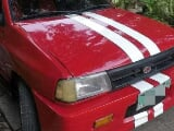 Photo 1995 Kia Pride CD5 Hatchback Red For Sale