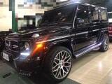 Photo Mercedes-Benz G63 AMG (A)