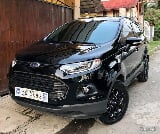 Photo 2017 Ford Ecosport Black Edition