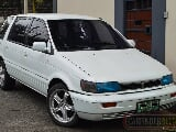 Photo Mitsubishi SPACE WAGON M T 17in Mags