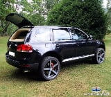 Photo Volkswagen Touareg Semi-Automatic 2005