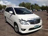 Photo Toyota Innova G 2012 model MPV for sale