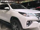 Photo Toyota Fortuner 2017 2.4G 4X2 Dsl Automatic