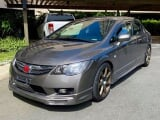 Photo Honda Civic 1.8 vti-s (a)