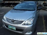 Photo Toyota Innova Manual 2009