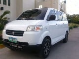 Photo Rush sale! Suzuki APV 2010 GA - very cheap!
