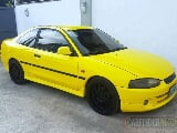 Photo Mitsubishi Lancer GSR Sports Auto 2001