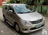 Photo Toyota Innova 2012 2.5E Diesel Matic FOR SALE