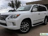 Photo Lexus LX Automatic 2013