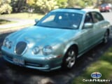 Photo Jaguar S-type Automatic 2003
