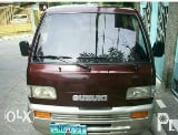 Photo Suzuki Multicab Mini-Van 660CC 5-Speed Rear Engine