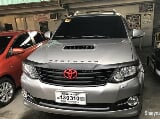 Photo Toyota fortuner 2016