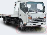 Photo Jac motor light truck for sale. Queen self loader