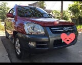 Photo Kia sportage 4x4