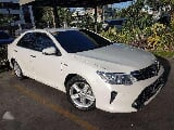 Photo Toyota Camry Sport AT 2015 White For Sale