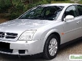 Photo Opel Vectra Manual 2002