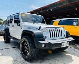 Photo 2016 Jeep Wrangler Sport Unlimited 4x4 Gas...