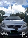 Photo Toyota Altis 2009
