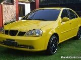 Photo Chevrolet Optra Automatic 2004