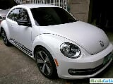 Photo Volkswagen Beetle Automatic 2013