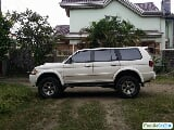 Photo Mitsubishi Montero Sport Manual 2005