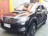 Toyota Fortuner 2015 Used Cars Trovit