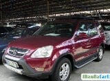 Photo Honda CR-V Automatic 2002