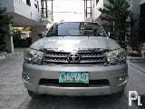 Photo 2011 Toyota Fortuner G gas
