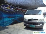 Photo Toyota Hiace Manual 2010