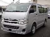 Photo Toyota hiace 2015