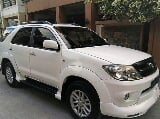 Photo Toyota Fortuner 2008 - 540K