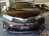 Photo Toyota Corolla 2015