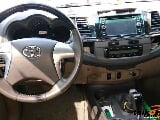 Photo Toyota Fortuner 2013